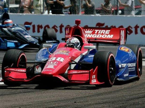 Graham Rahal, Rubens Barrichello