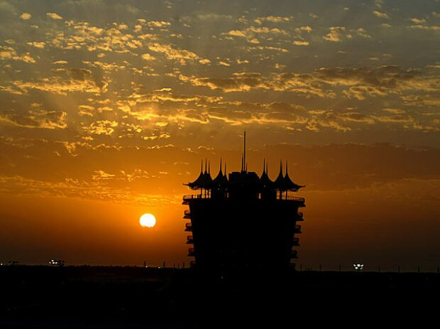 Sakhir-Tower in Bahrain