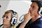 Susie und Toto Wolff (Williams)