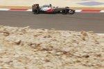Lewis Hamilton (McLaren) war im 1. Freien Training wieder einmal der Schnellste - sein Auto ist wirklich auf allen Strecken konkurrenzfähig!