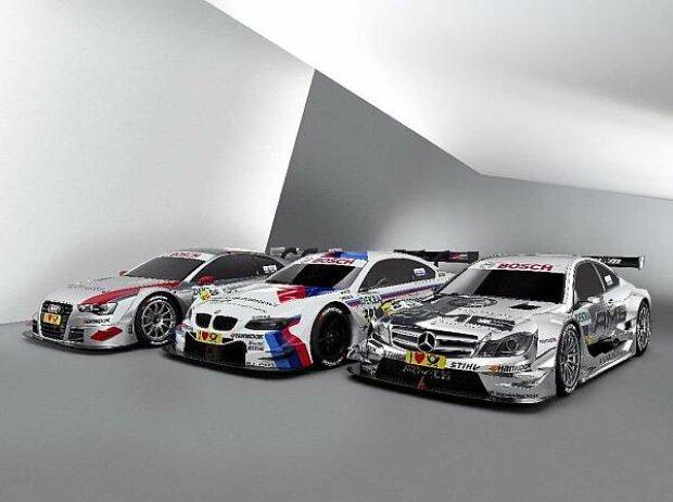 DTM-Autos 2012