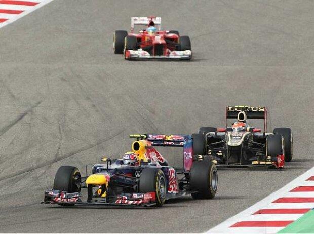 Mark Webber, Romain Grosjean