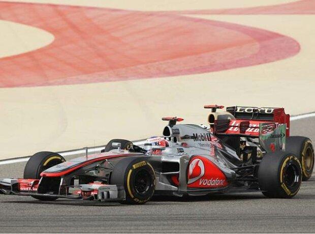 Jenson Button, Kimi Räikkönen
