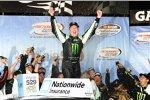 Kurt Busch gewinnt für Kyle Busch Motorsports