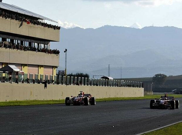 Test in Mugello