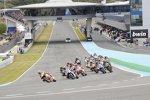 Start in Jerez