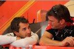 Timo Glock und Graeme Lowdon (Marussia)