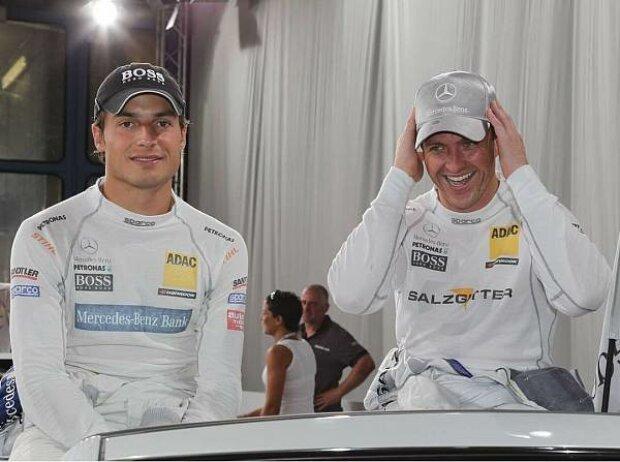 Bruno Spengler, Ralf Schumacher