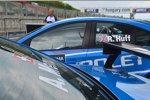Alain Menu (Chevrolet) und Robert Huff (Chevrolet)