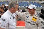 Jens Marquardt (BMW Motorsport Direktor) Bruno Spengler (Schnitzer)