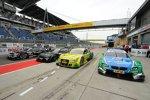 Gary Paffett Bruno Spengler (Schnitzer) Mike Rockenfeller (Phoenix-Audi) Augusto Farfus (BMW Team RBM)