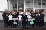 Bruno Spengler (Schnitzer) Jens Marquardt (BMW Motorsport Direktor) Augusto Farfus (BMW Team RBM)