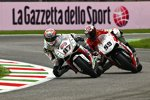 Lorenzo Zanetti und Niccolo Canepa