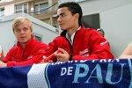 Felix Rosenqvist und Pascal Wehrlein