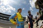 Ana Beatriz und Marco Andretti (Andretti)