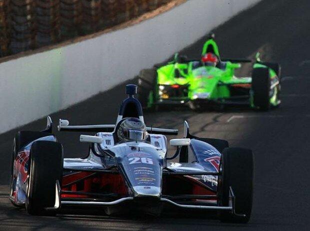 James Hinchcliffe, Marco Andretti