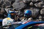 Yvan Muller (Chevrolet) und Robert Huff (Chevrolet)