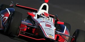 Indy-Pole: Briscoe verdirbt die Andretti-Party