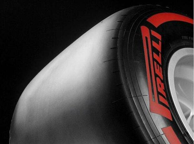 Pirelli Supersoft-Reifen