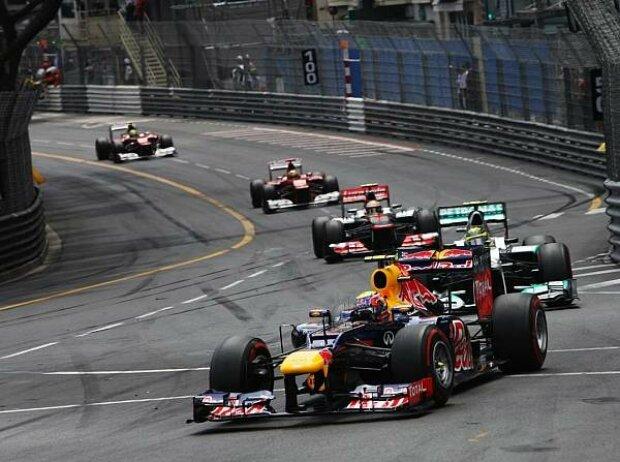 Mark Webber, Nico Rosberg