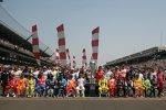 Gruppenbild zum Indy 500
