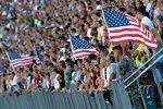 Der Charlotte Motor Speedway am Memorial-Day-Weekend