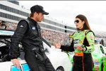 Scott Speed und Danica Patrick