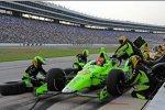 James Hinchcliffe (Andretti) und Ryan Hunter-Reay (Andretti)