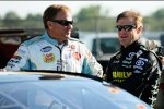 Mike Wallace und Kenny Wallace