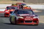 Jeff Gordon (Hendrick), Jamie McMurray (Ganassi) und Clint Bowyer (Waltrip)