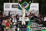 Nelson Piquet Jun. ist der erste Brasilianer in der Victory Lane eines NASCAR-Rennens