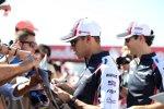 Pastor Maldonado (Williams) und Bruno Senna (Williams)