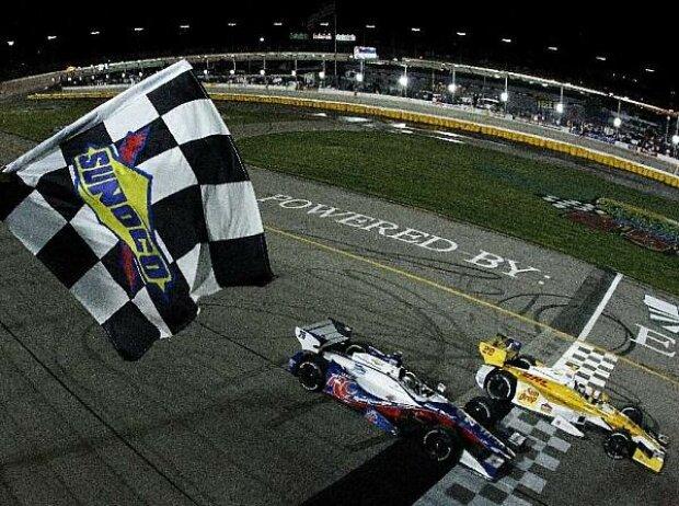 Marco Andretti, Ryan Hunter-Reay