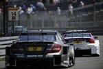Ralf Schumacher (Mercedes) und Andy Priaulx (BMW)