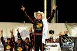 Austin Dillon feiert seinen Sieg