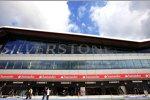 Der imposante Silverstone-Wing