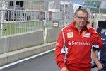 Stefano Domenicali (Ferrari-Teamchef) (Ferrari)