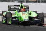 Lokalmatador James Hinchcliffe (Andretti)