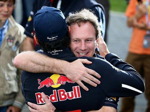 Mark Webber, Christian Horner