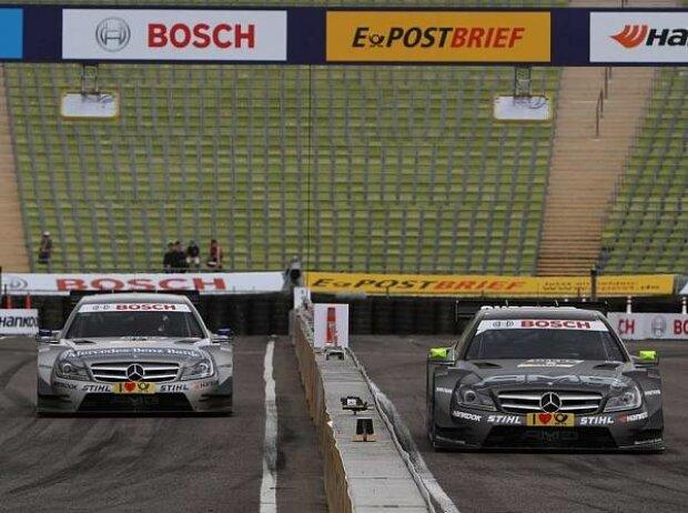 Ralf Schumacher, Christian Vietoris