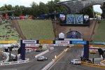 Timo Scheider (Abt-Audi), Ralf Schumacher (HWA-Mercedes) und Jamie Green (HWA-Mercedes)