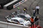 Ralf Schumacher (HWA-Mercedes) und Jamie Green (HWA-Mercedes)