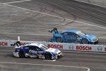Joey Hand (RMG-BMW) und Roberto Merhi (Persson-Mercedes)