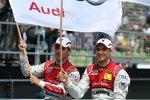 Filipe Albuquerque (Rosberg-Audi) und Edoardo Mortara (Rosberg-Audi)