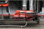 McLaren MP4/27 Frontflügel