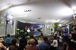Blick hinter die Kulissen der FIA-Donnerstags-Pressekonferenz