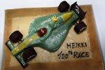 100. Grand Prix von Heikki Kovalainen (Caterham)