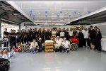 Genesungswünsche des HRT-Teams an Maria de Villota