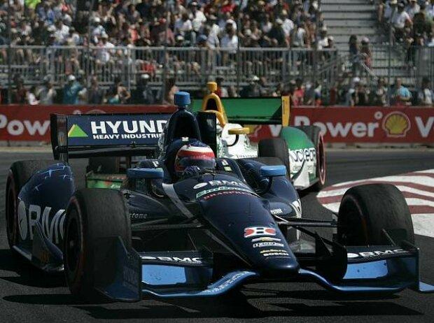 Rubens Barrichello Simona de Silvestro