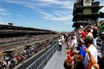 Start zum Crown Royal 400 in Indianapolis